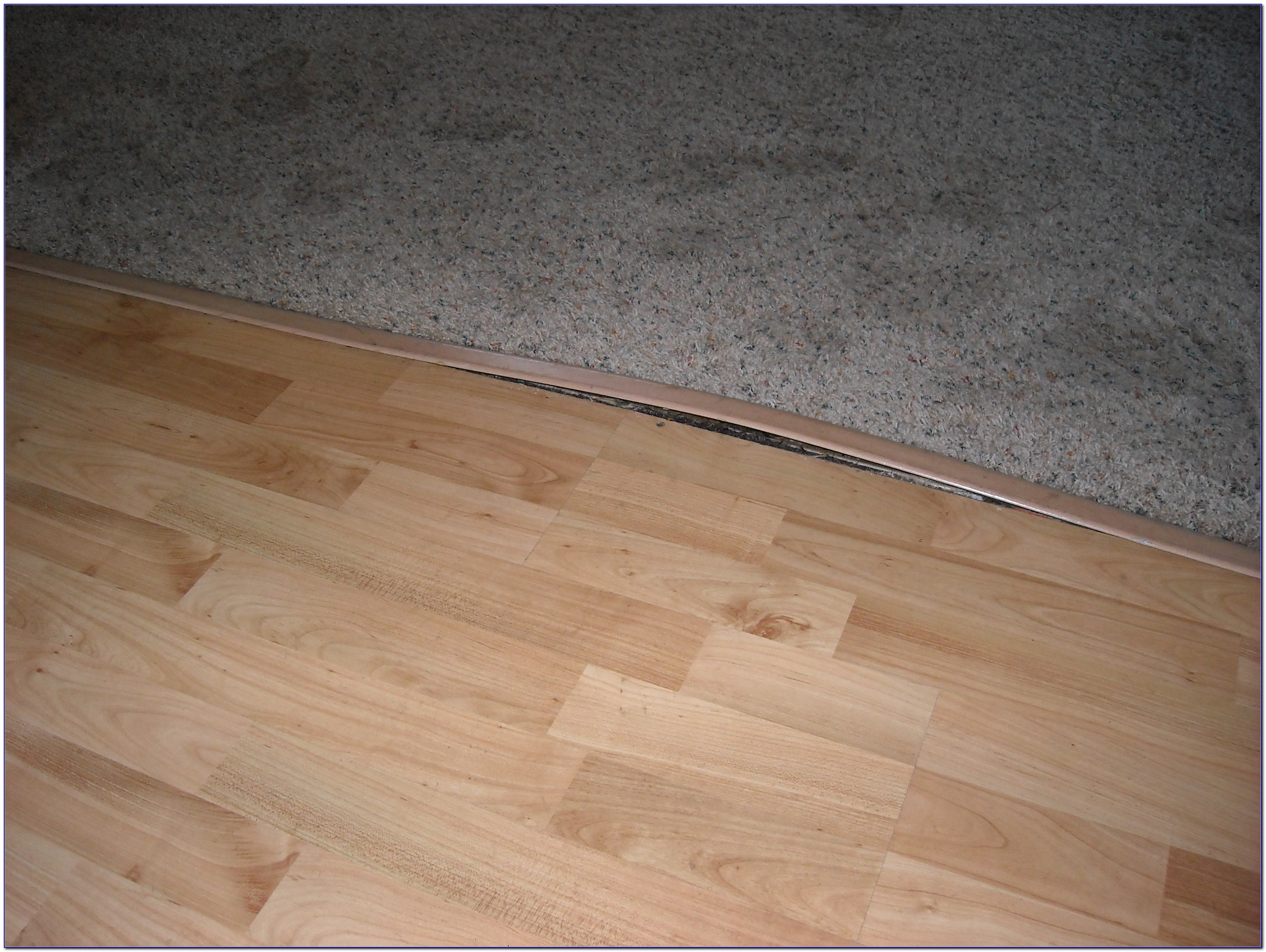 Laminate Flooring Has Water Damage