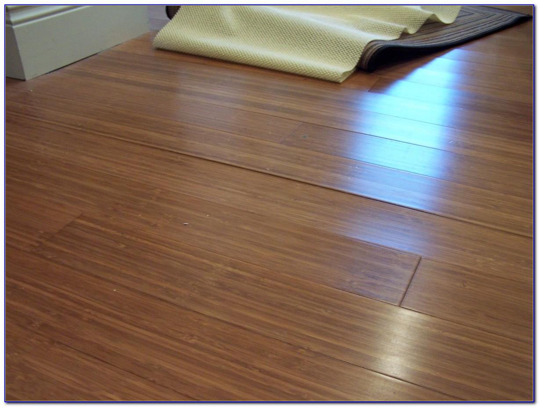Laminate Flooring In Walkout Basement