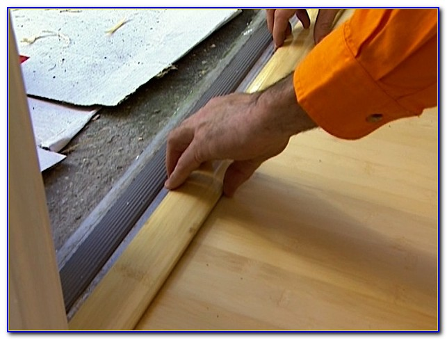 Laminate Flooring Threshold Strips