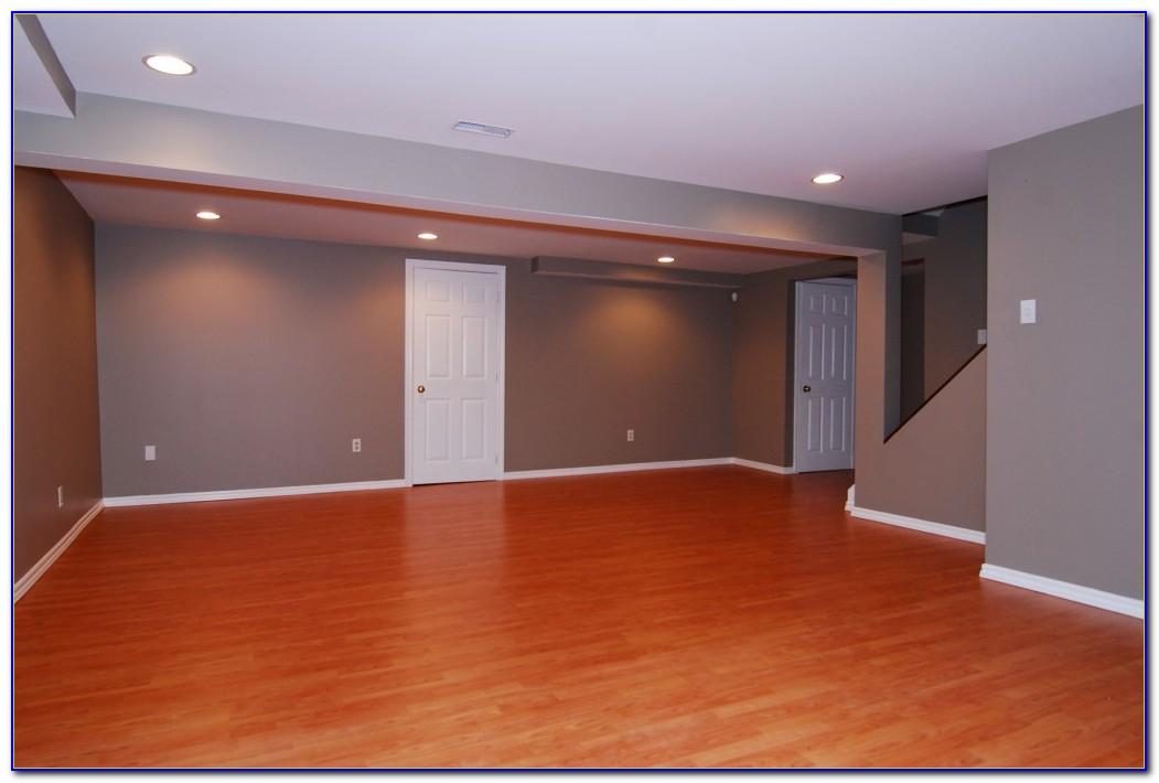 Laminate Flooring Vapor Barrier Install