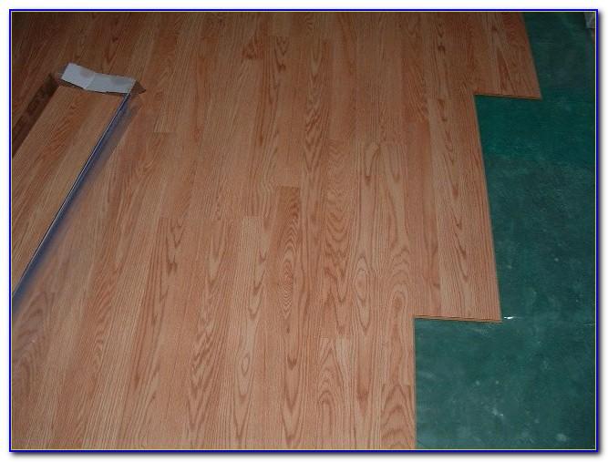 Laminate Flooring Vapor Barrier Necessary