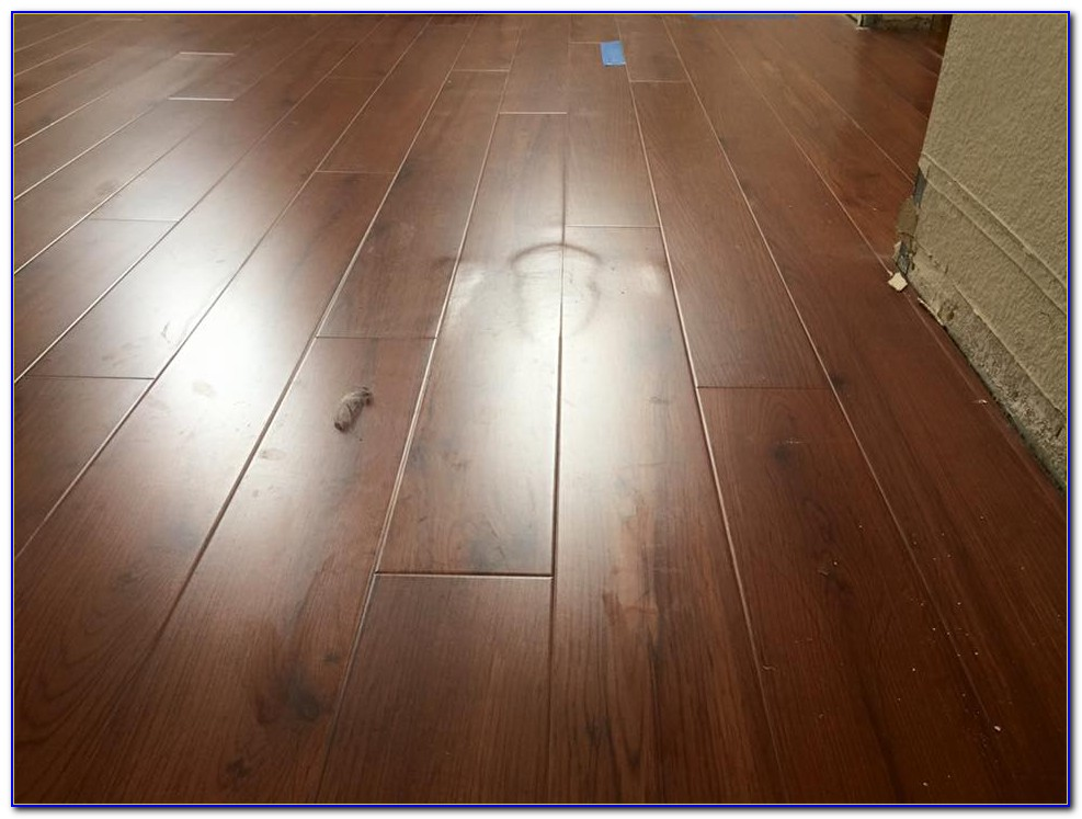 Laminate Flooring Water Damage Fix