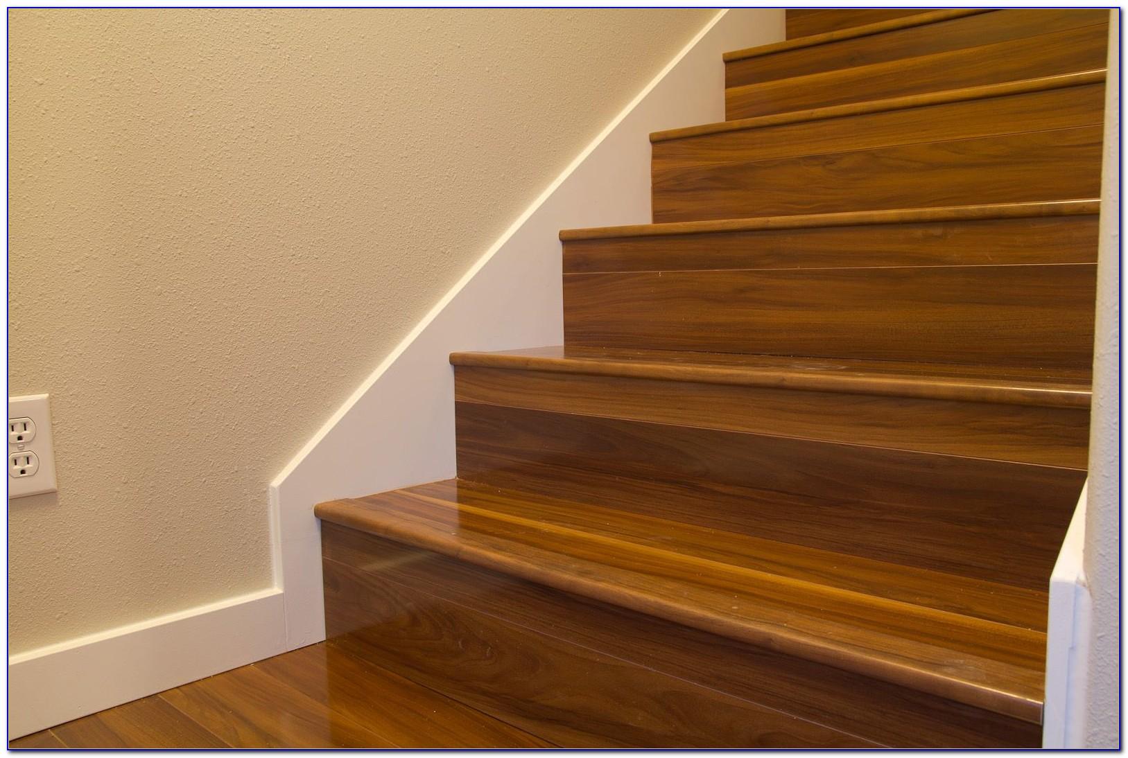 Laminate Wood Stair Nose