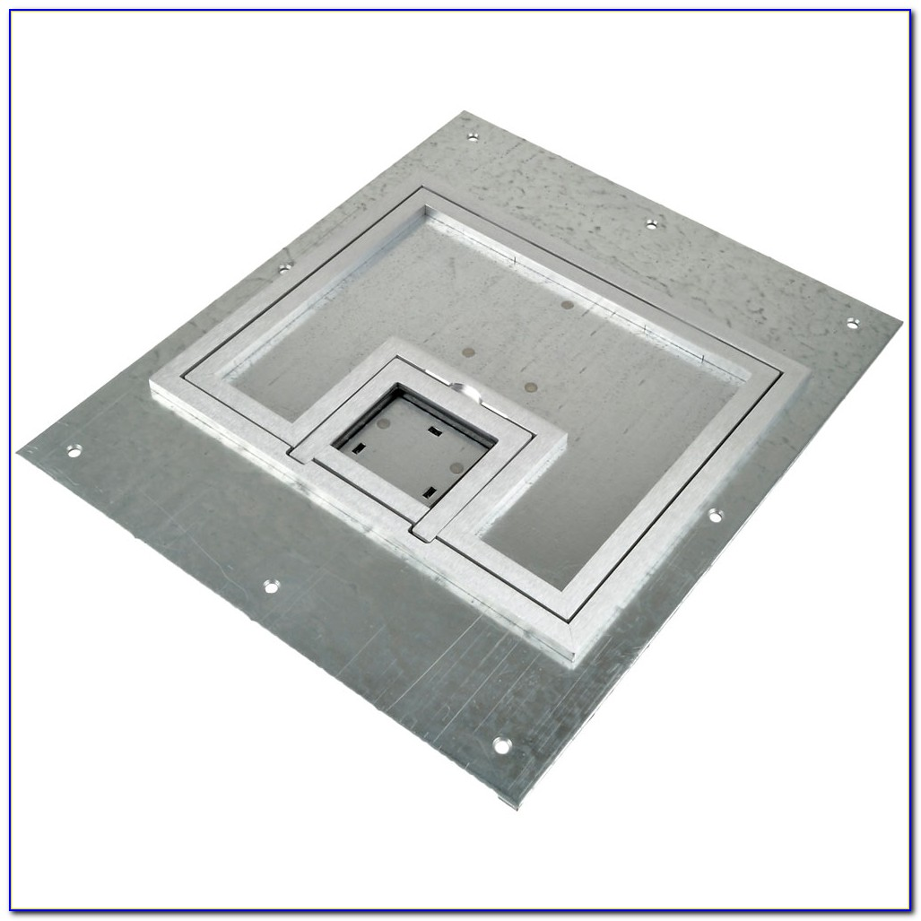 Legrand Fire Rated Floor Boxes