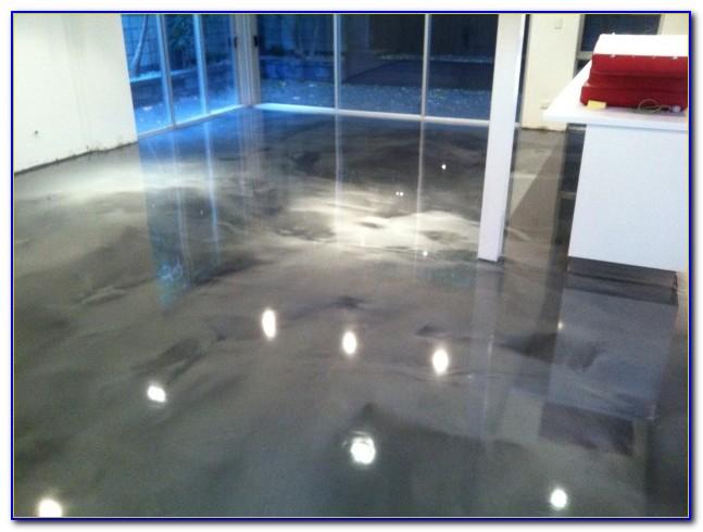 Leveling A Cement Basement Floor