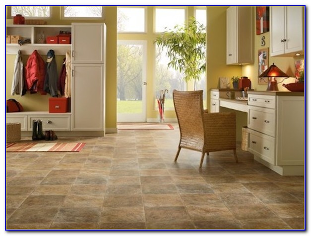 Linoleum Over Vinyl Flooring