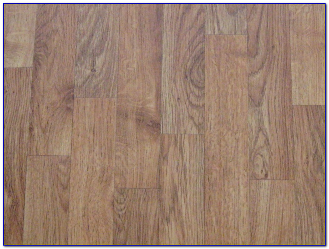Linoleum Wood Look Flooring