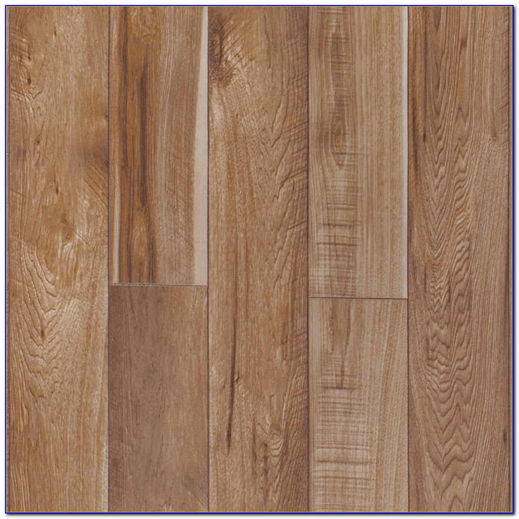 Natural Hickory 7mm Laminate Flooring