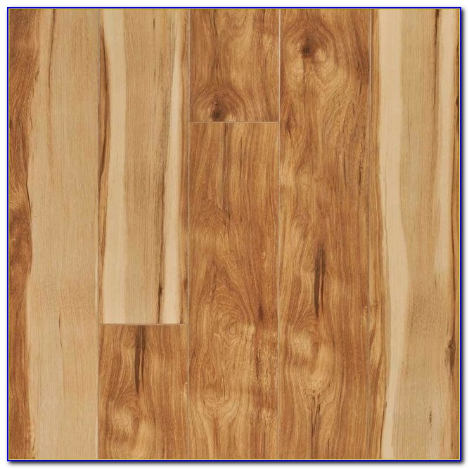 Natural Hickory Laminate Flooring