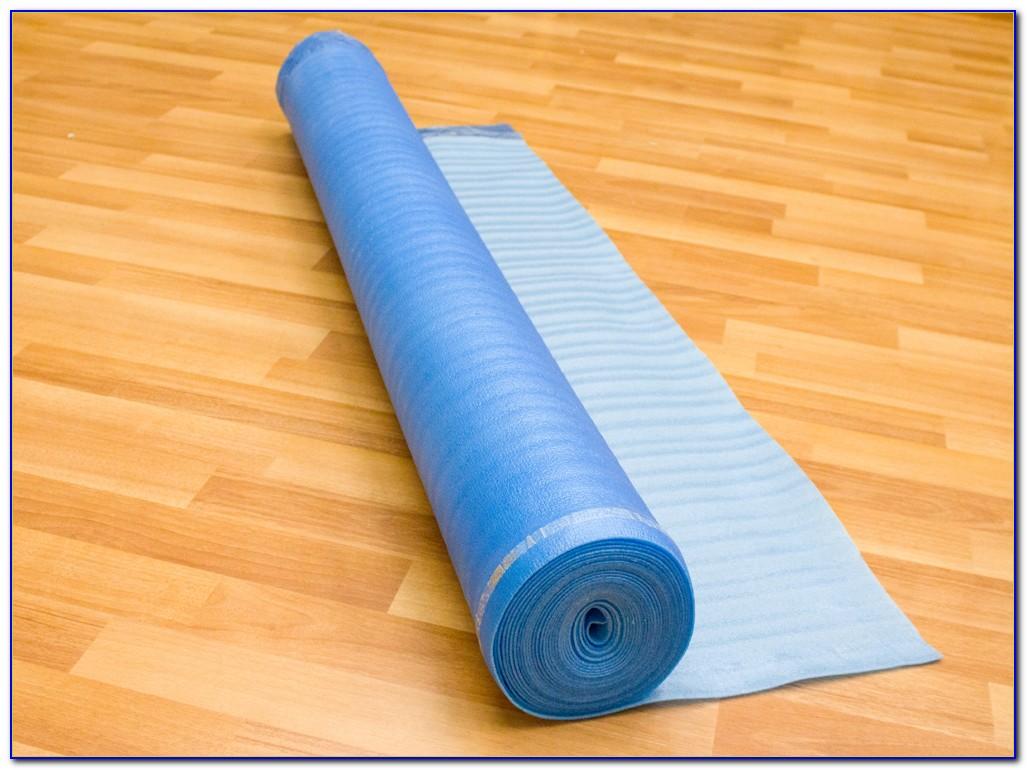 No Moisture Barrier Under Laminate Flooring