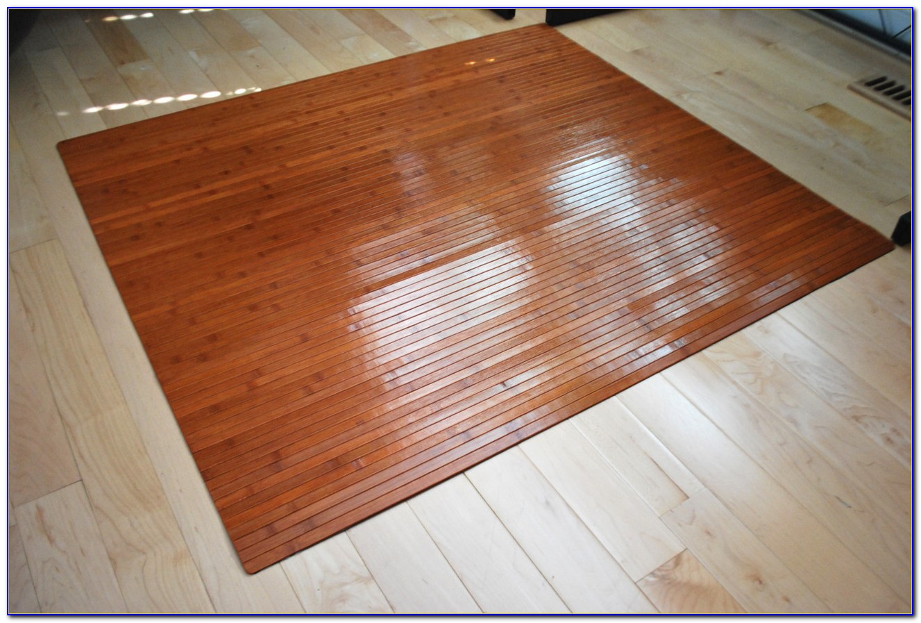 Office Chair Wood Floor Protector