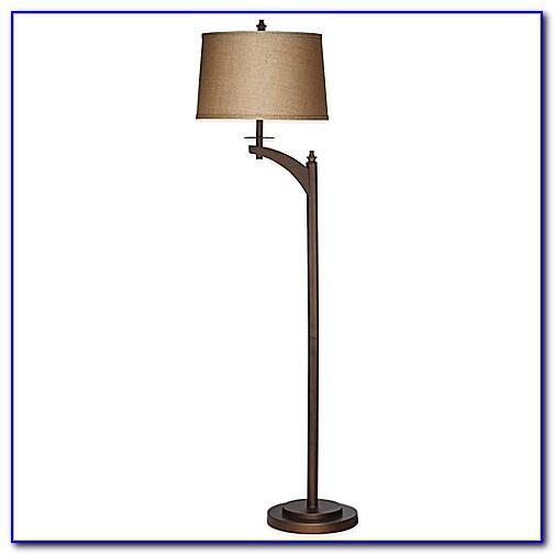 Pacific Coast Lighting Tripod Floor Lamp