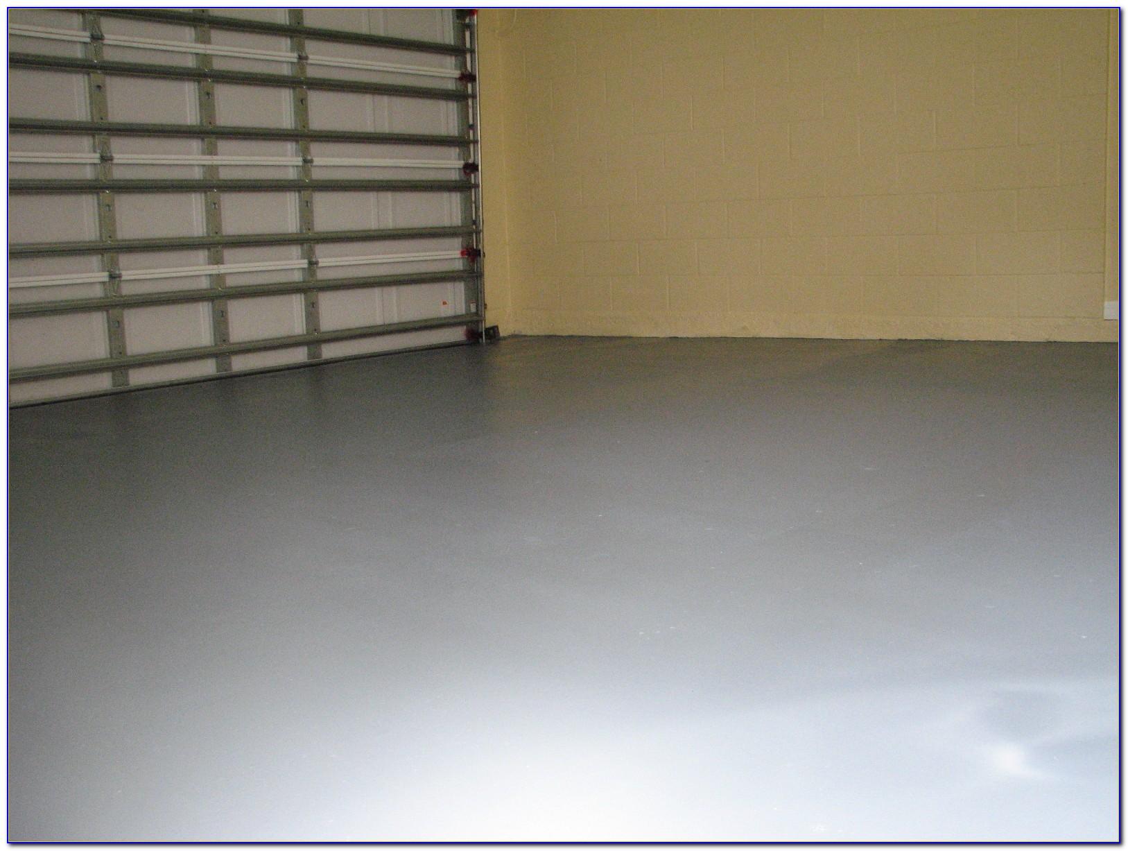 Paint For Garage Floor Menards