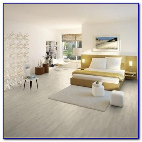 Painted Laminate Wooden Flooring