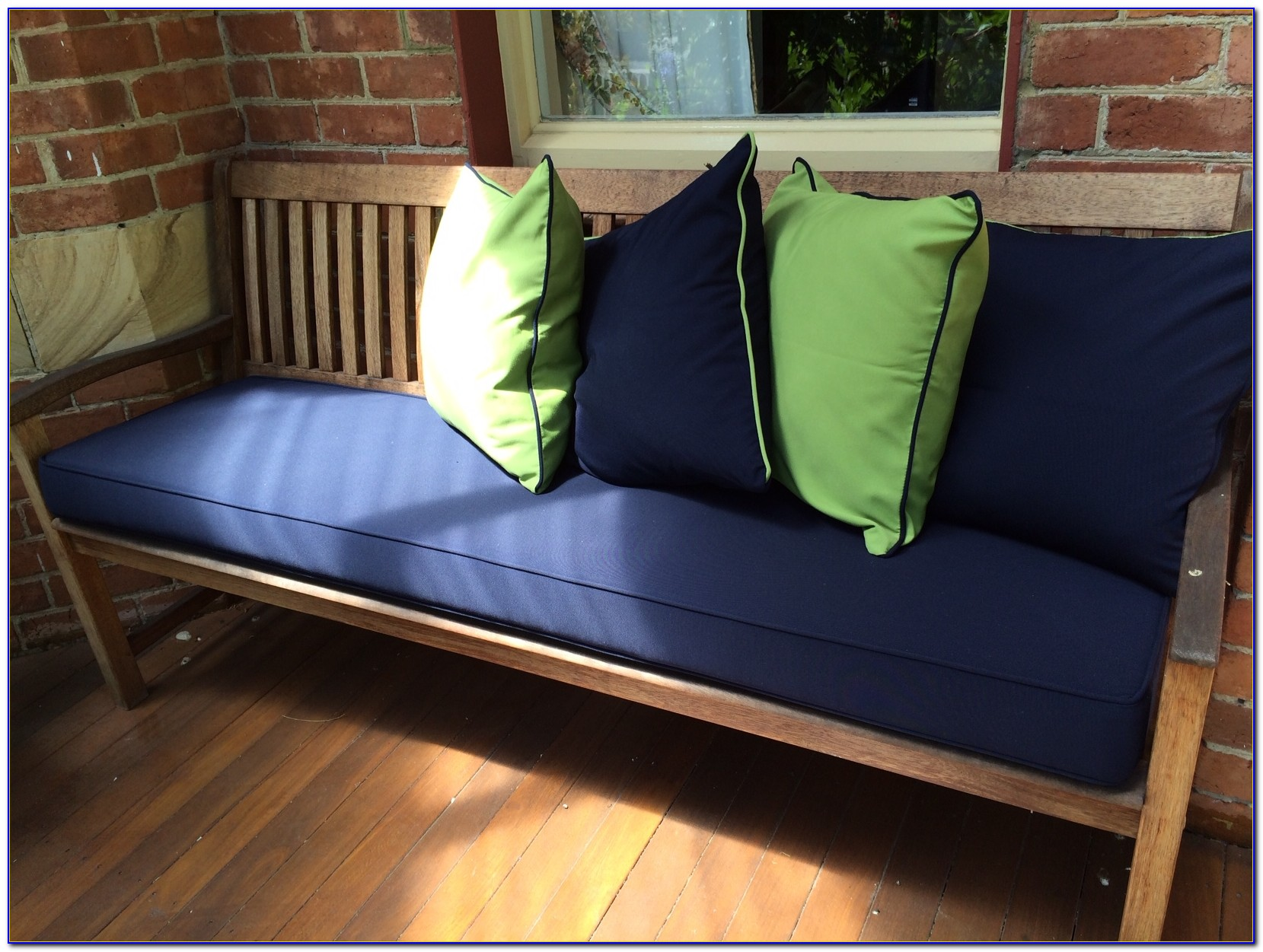 Patio Bench Cushions Canada