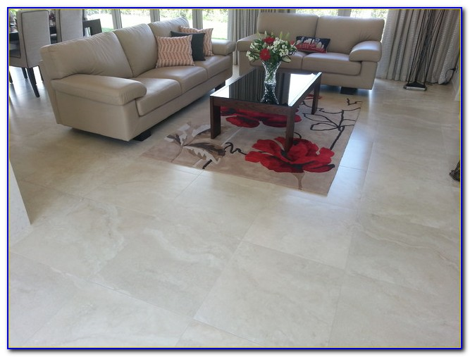 Porcelain Or Ceramic Tile For Living Room