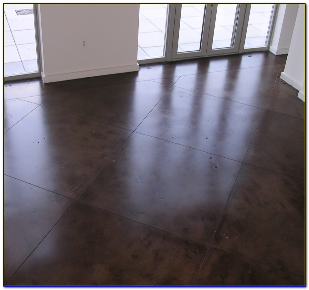 Pros And Cons Of Polished Cement Floors
