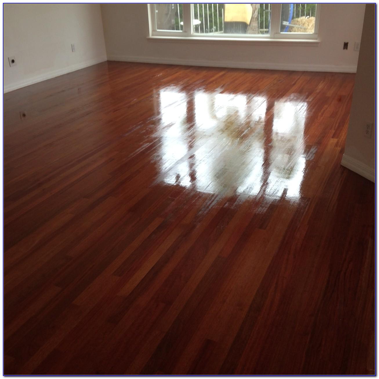 Protective Coating For Hardwood Floors