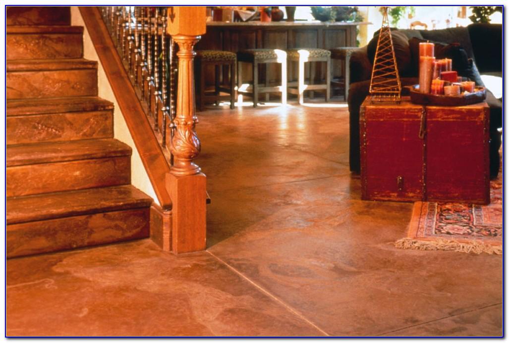 Radiant Heat Concrete Floor Installation