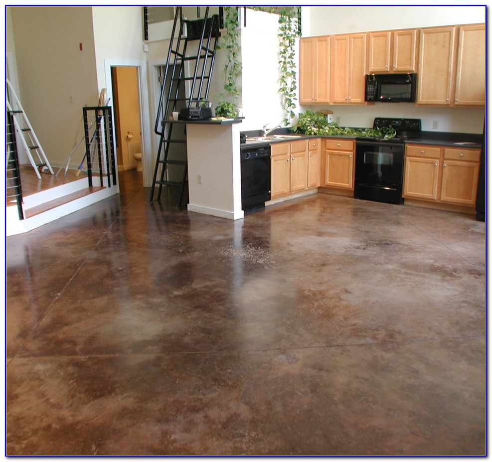 Radiant Heat Concrete Floor Systems