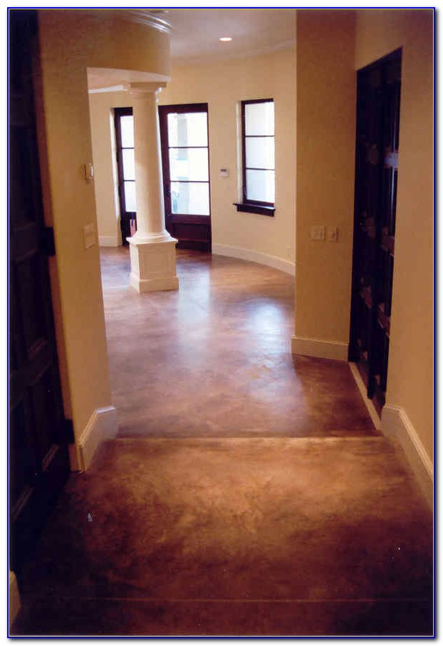Radiant Heat Concrete Garage Floor