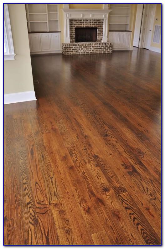 Red Oak Hardwood Flooring Stain Colors