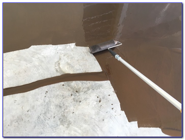 Rock Solid Garage Floor Coating Instructions