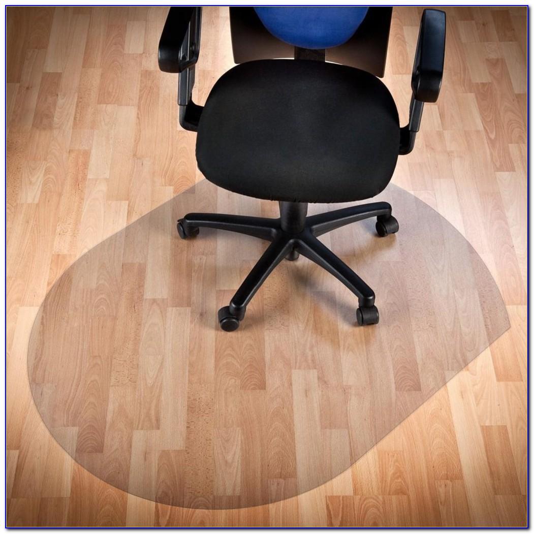 Rubber Chair Mat For Hardwood Floors