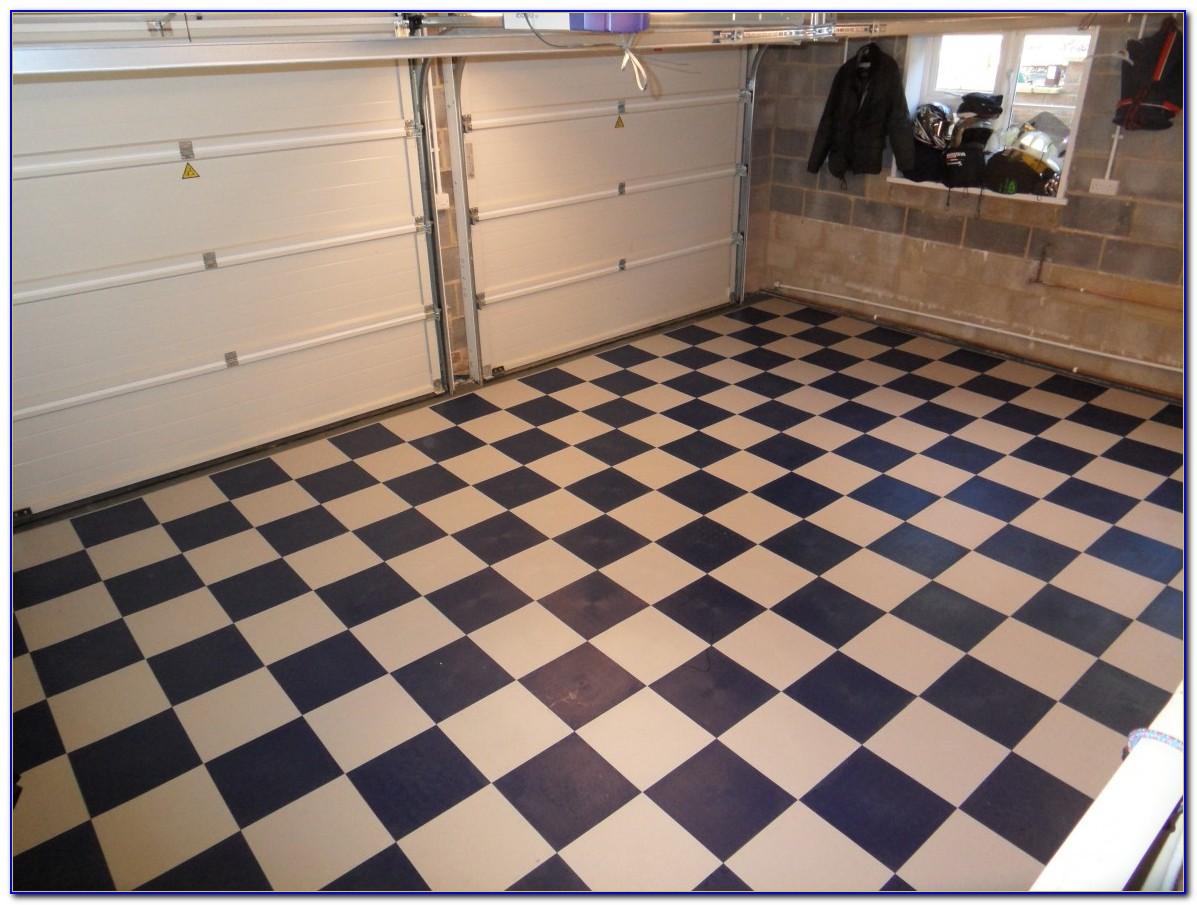 Rubber Mat Garage Floor Covering