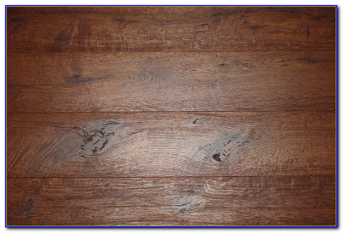 Rustic Engineered Oak Hardwood Flooring Brushed And Oiled