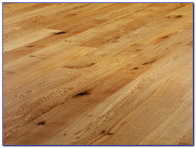 Rustic River Engineered Hardwood Flooring