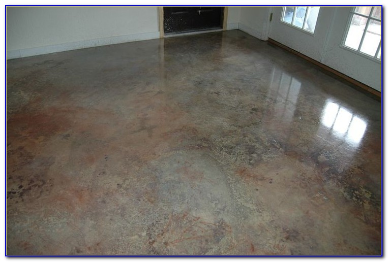 Rustoleum Epoxy For Concrete Floors