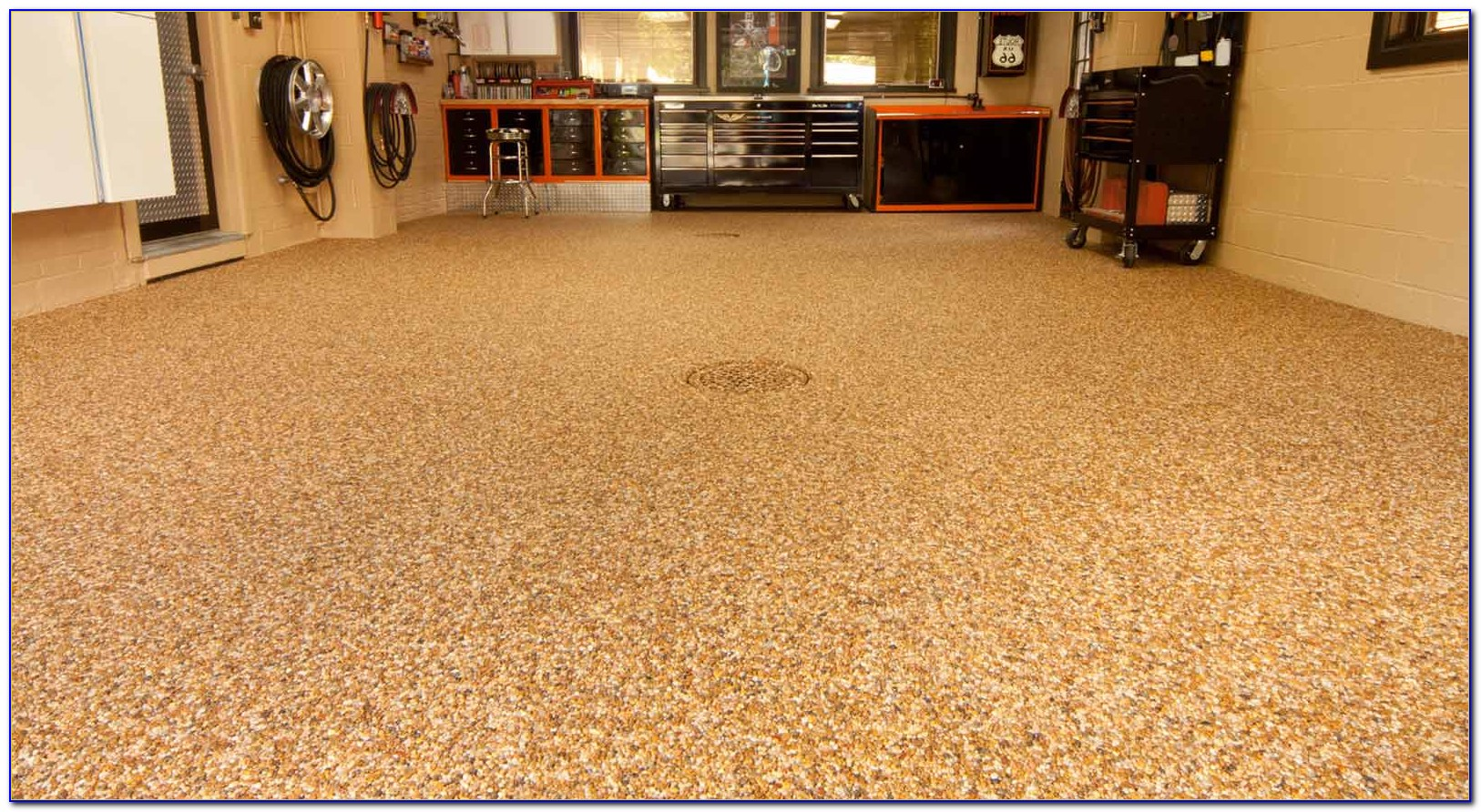 Rustoleum Epoxy Paint Basement Floor