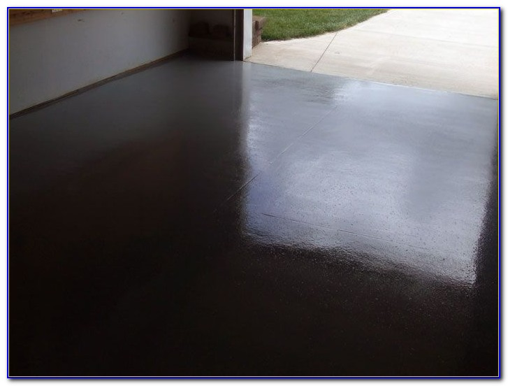 Rustoleum Garage Floor Epoxy Black