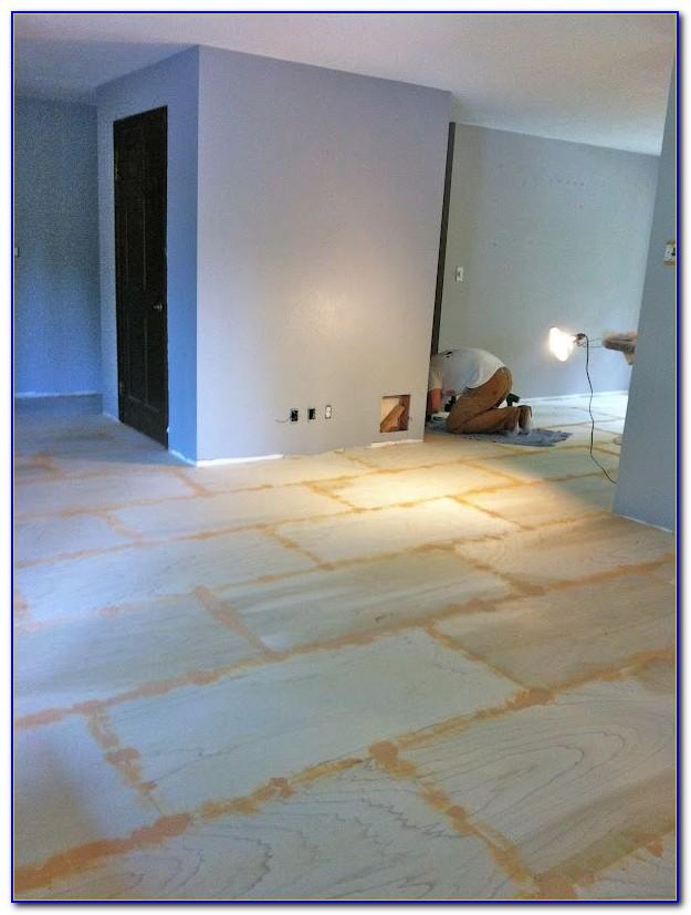 Sand And Stain Hardwood Floors Diy