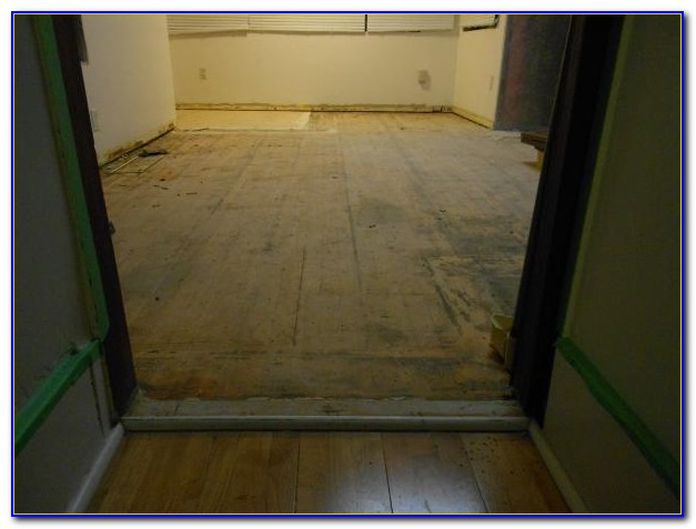 Self Leveling Underlayment For Wood Floors