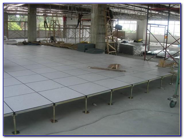 Server Room Raised Floor Tiles