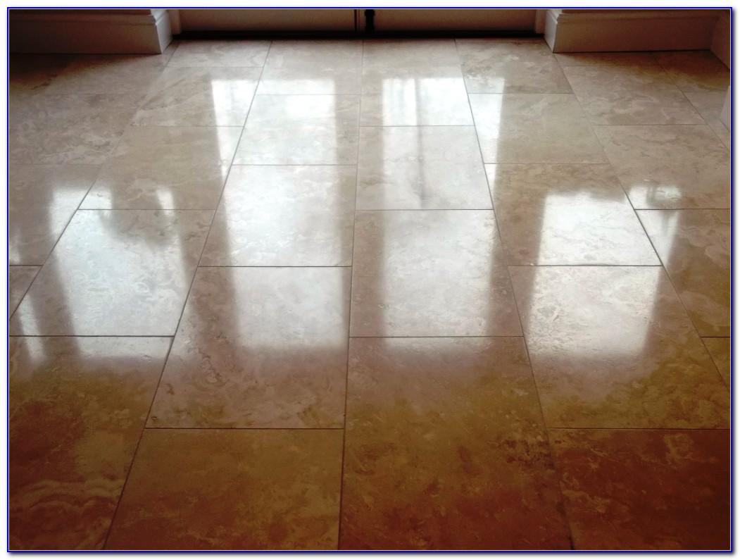 Shine Tile Floors Naturally