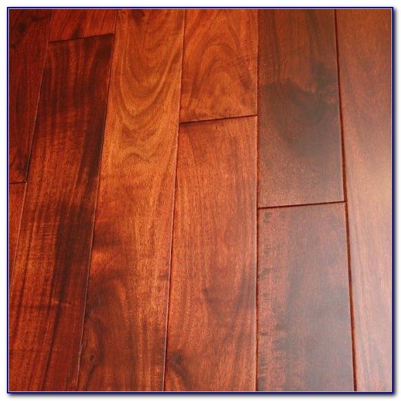 Short Leaf Acacia Flooring