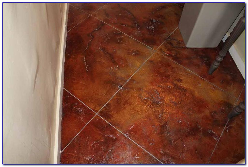 Skim Coat Engineered Concrete Flooring