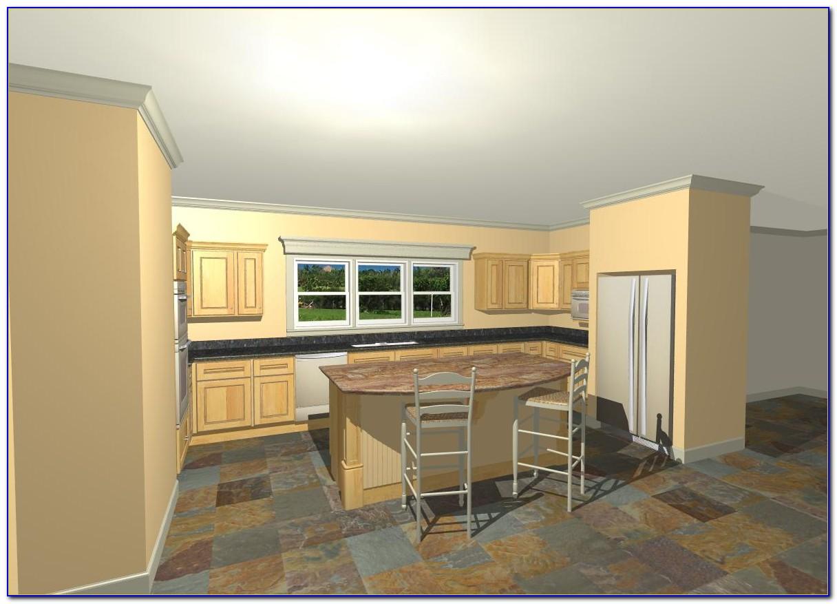 Slate Flooring For Kitchens