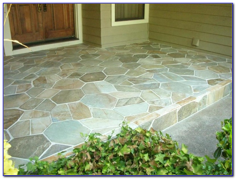 Small Floor Tiles For Porch