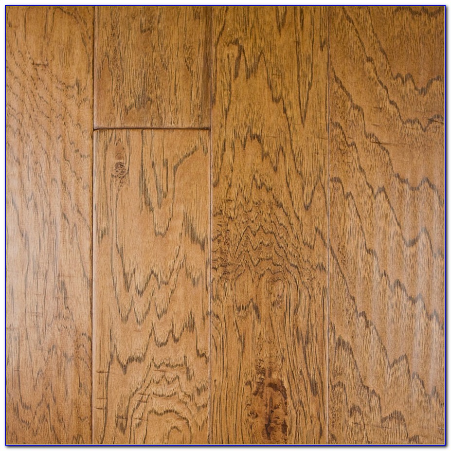 Solid Hickory Wood Flooring