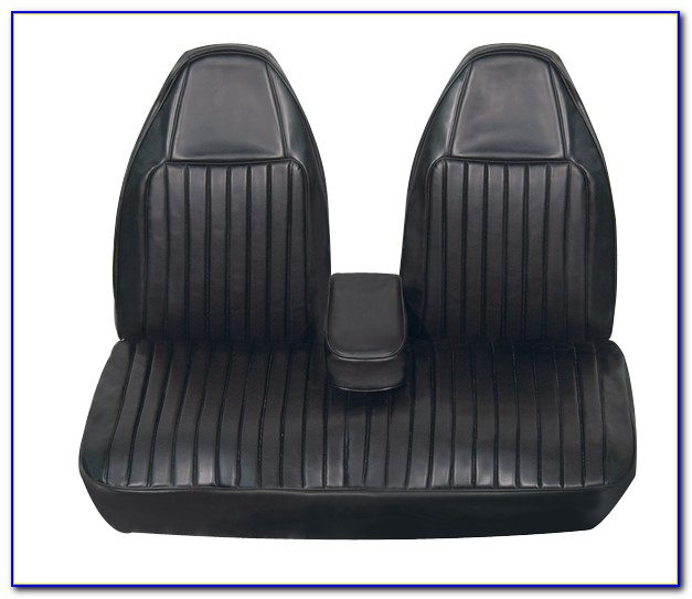 Split Bench Seat Covers 50 50