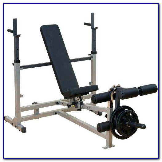 Sports Authority Weight Bench Bar