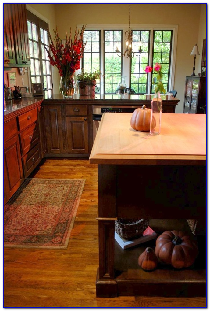 Stain Wooden Floor Without Sanding