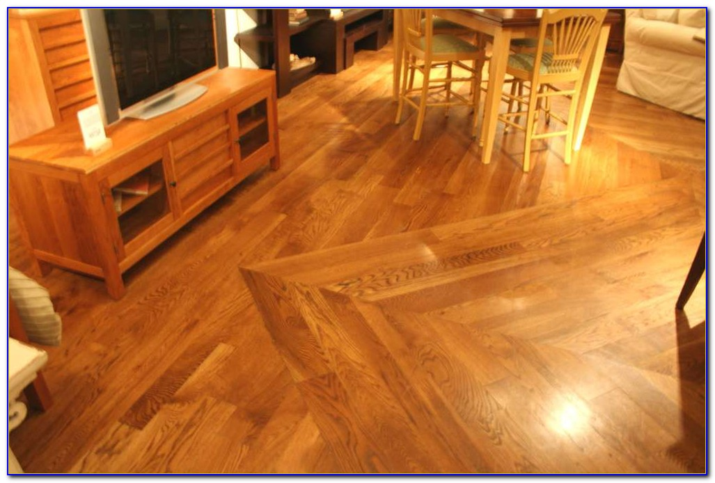 T&g Wood Floors