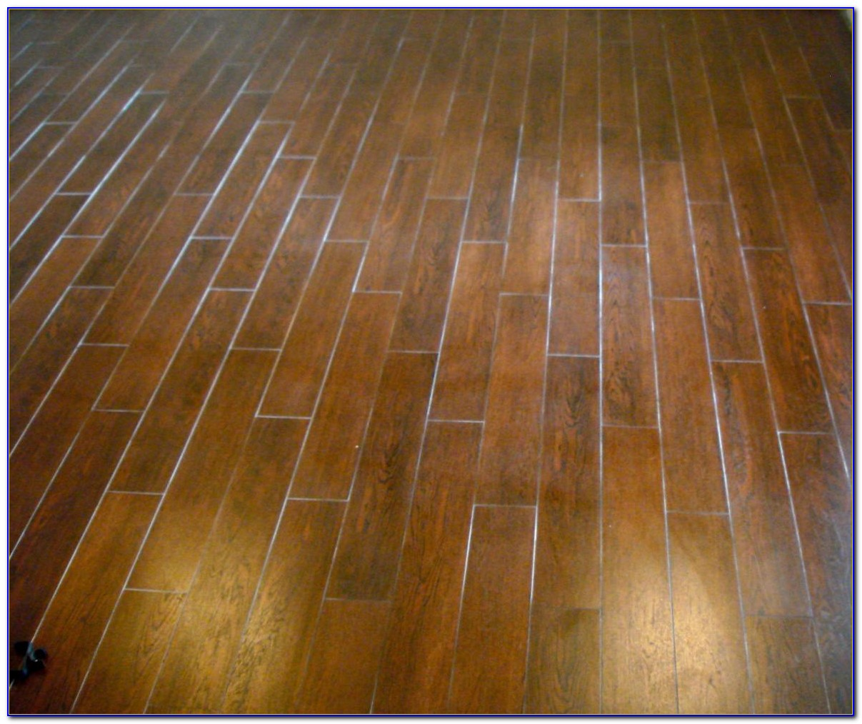 Tile Floor Wood Pattern
