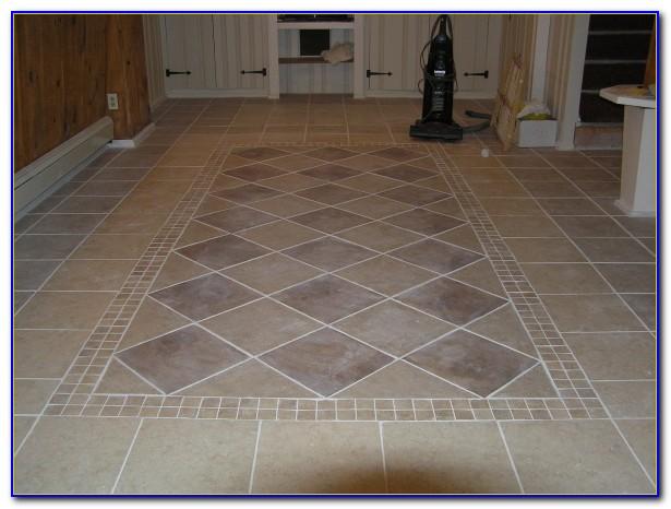 Tiling A Sloped Basement Floor
