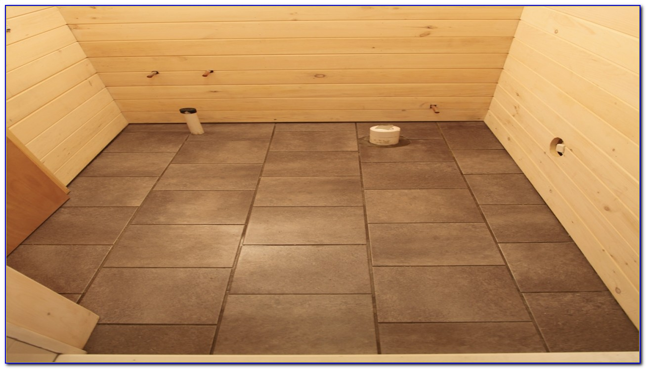 Trafficmaster Grip Strip Resilient Tile Flooring